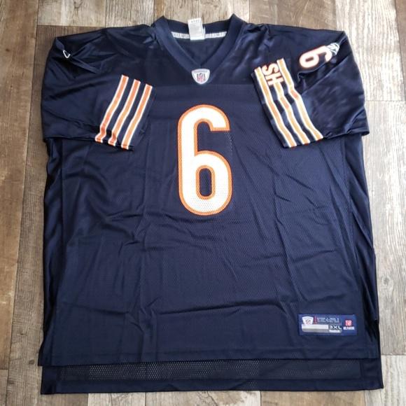 db4e90ed7 《NFL》Chicago Bears Cutler  6 Jersey Sz 3XL. M 5c659beaaa57191967cc880c